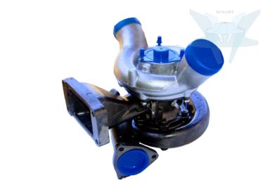 Турбокомпрессор ТКР-11(ЯМЗ 238НБ)